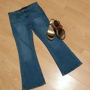 👖Calvin Klein Jeans Flare size 8  inv#(4/12)👖